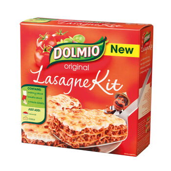 Dolmio original lasagne kit
