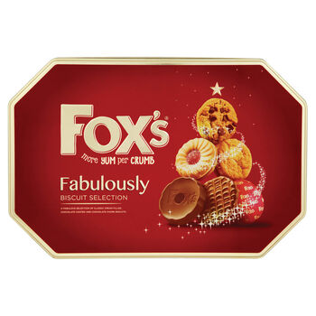 Foxs fabulously special