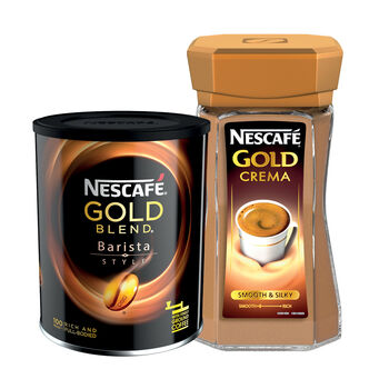 Nescafe Gold Range