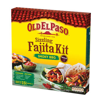 Old el paso smoky bbq kit