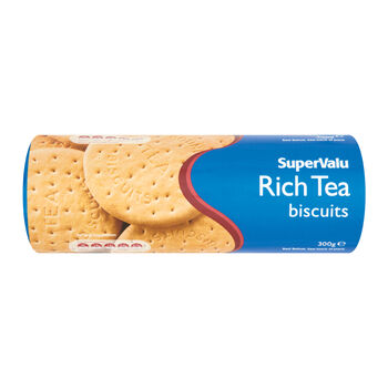 Supervalu rich tea