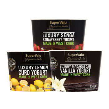 Supervalu yogurt
