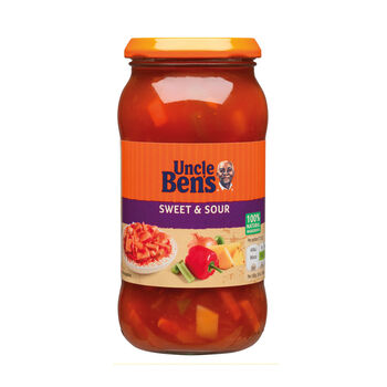 Uncle bens sweet sour