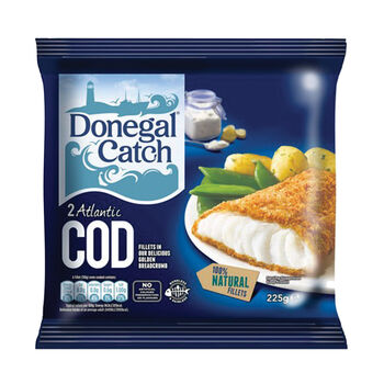 Donegal catch cod fillets