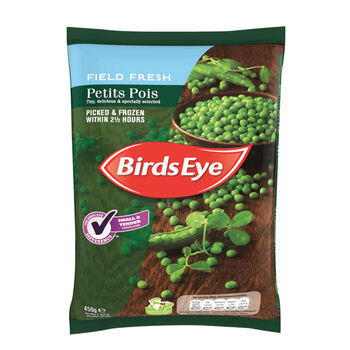 Birds Eye Petits Pois 450g