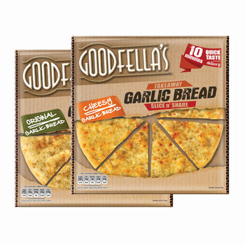 Goodfellas garlic bread