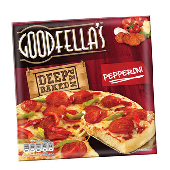 Goodfellas peperoni