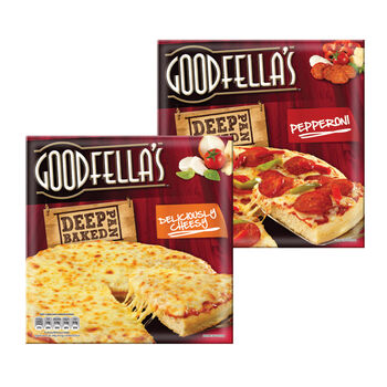 Goodfellas pizza