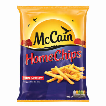 Mccain chips this crispy