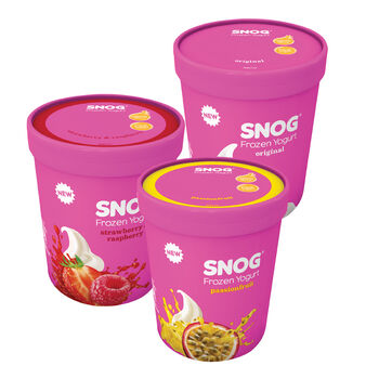 Snog frozen yogurt