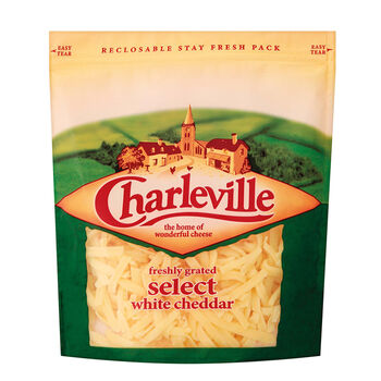 Charleville white grated