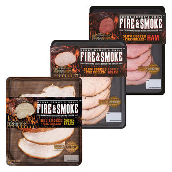 Fire & Smoke range