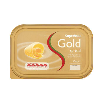 Supervalu gold spread