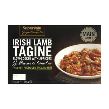 Irish lamb tagine