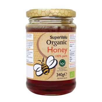 Supervalu organic honey