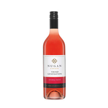 Nugan shiraz rose