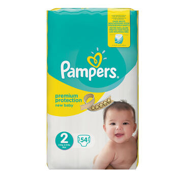 Pampers new baby essentials