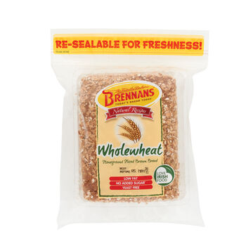 Brennans wholewheat