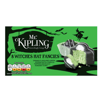 Mr kipling witches hat fancies