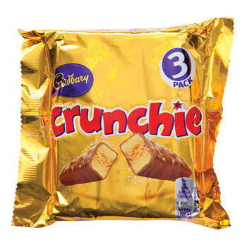 Crunchie 3 pack