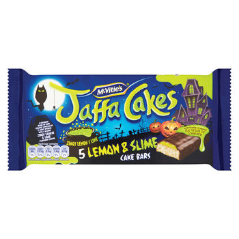 Mcvities lemon lime jaffa cakes