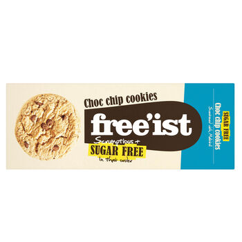 Freeist choc chip cookies
