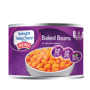 Weight watchers baked beans