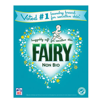 Fairy Non Bio 65 Wash