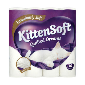 Kittensoft quilted dreams