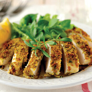 Irish lemon chicken