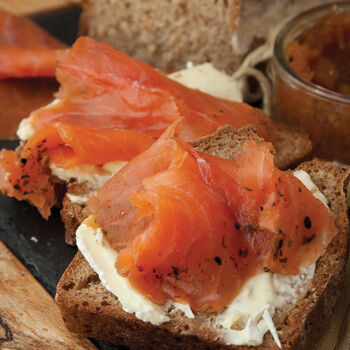 Supervalu smoked salmon