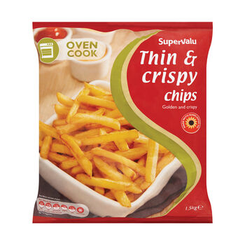Supervalu thin crispy chips