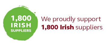 1,800 Irish Suppliers