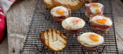 Bacon egg muffins recipe