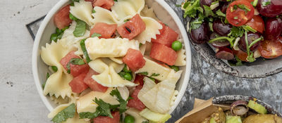 SuperValu Kevin Dundon Pea and Watermelon Pasta Salad
