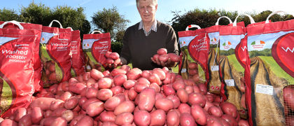 SuperValu launches new 100% Recyclable & Compostable Packaging on New Season Potatoes
