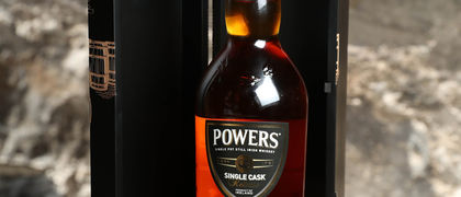Powers Single Cask