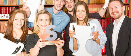 Supervalu win the top prize at the 2017 Irish Social Media Awards
