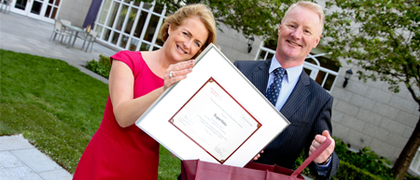 Supervalu named most reputable irish brand