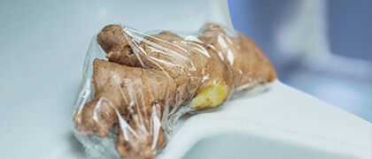 How to keep ginger fresh 450x220px