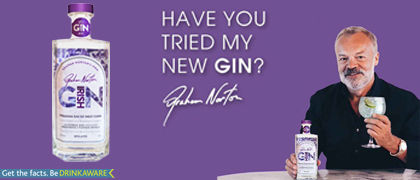 SuperValu Graham Norton Gin
