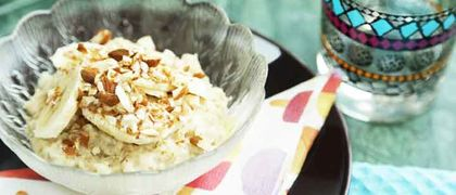 Honey Nut Porridge Recipe