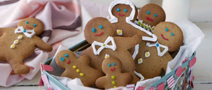 Odlums Gingerbread Men