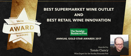 Best Supermarket Wine Outlet & Retail Wine Innovation