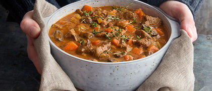 Traditional Irish Beef Stew