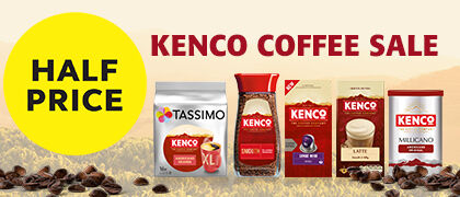 Kenco Coffee Sale