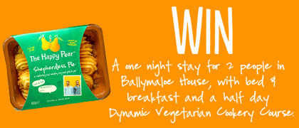 Win a one night stay in Ballymaloe House