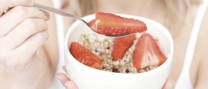 Are you eating enough fibre?