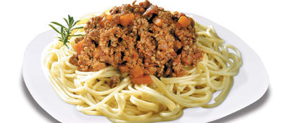 Baby's Bolognese
