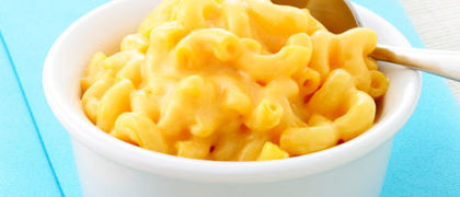 Baby's Macaroni and Cheese
